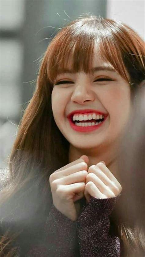 big smile blackpink lisa blackpink lisa blackpink wallpaper
