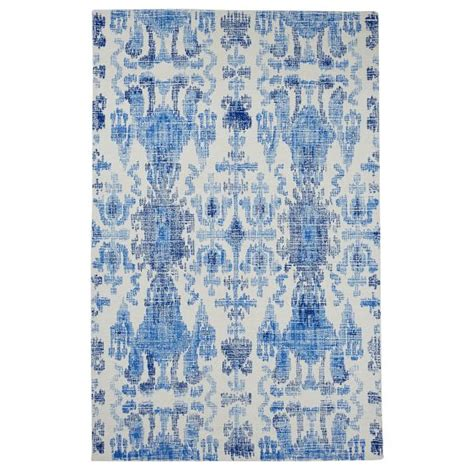navy ikat rug hooray for pbteen sale save 25 on one furniture home decor item candie