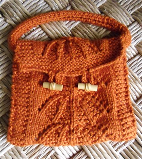 pouch knitting pattern bitty bags knitting patterns in the loop knitting