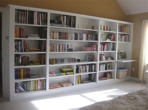 how to make built in bookshelves how to repair how to build built in bookcases with modern design how to build built in