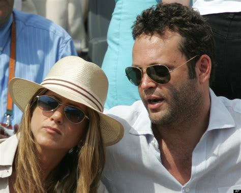 Jen And Vinces Sleepover by Jen Aniston Exes Who She Dated After Brad Pitt Divorce