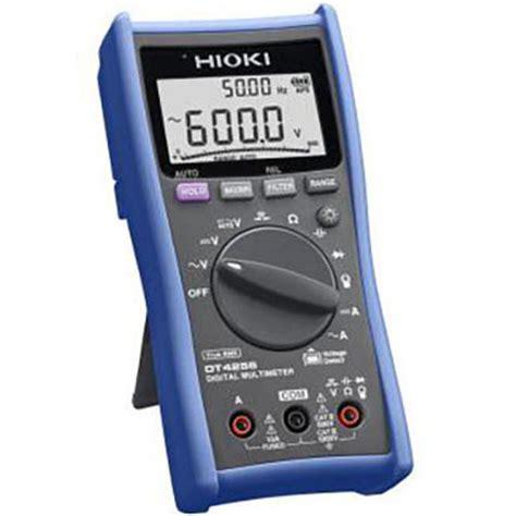 Soldersoldier Handphone Merk Dekko hioki dt4256 digital multimeter meter digital