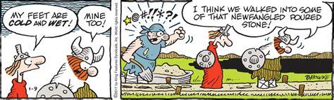 hagar the horrible historological follies the comics curmudgeon