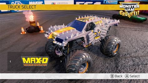monster truck video games xbox monster jam crush it xbox one video games online raru