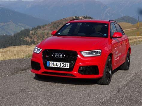 Audi Auslieferung by Auto News Www Dacabrio De Audi Rs Q3 Auslieferung Ab