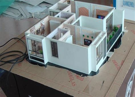 room model maker beautiful interior architectural model maker with table
