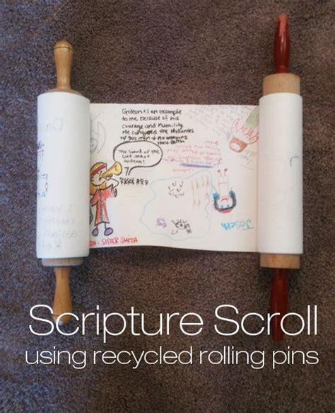 How To Make A Paper Scroll - 19 best images about scrolls on crafts ten