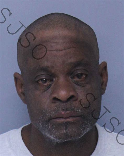 Johns County Arrest Records Keith Nmn Matthews Inmate Sjso18jbn000319 St Johns County