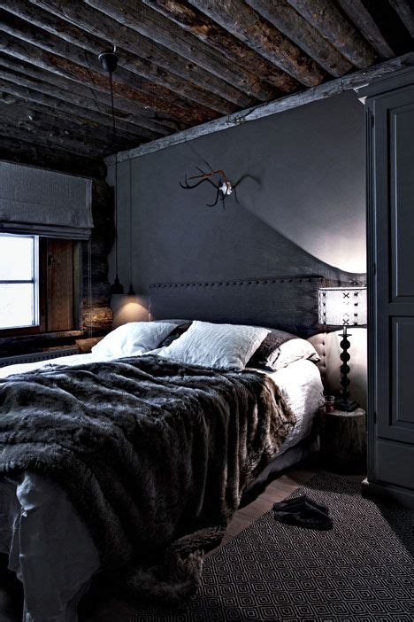 black fabric headboards 33 stylish masculine headboards for your man s cave