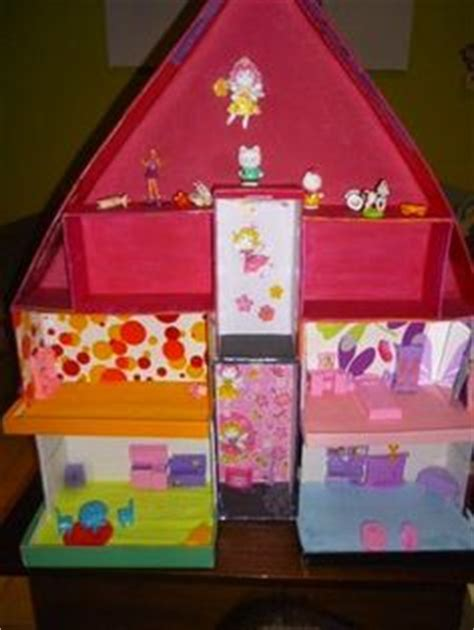 how to make a doll house out of cardboard diy dollhouse on pinterest dollhouses doll houses and bookshelves