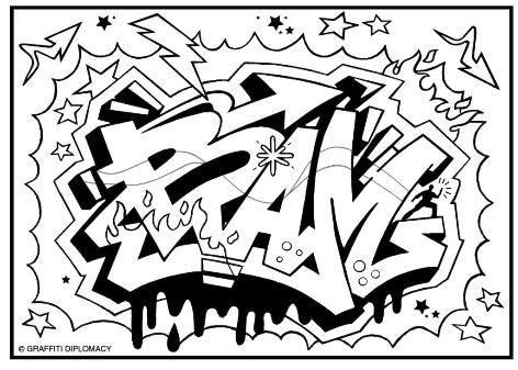 graffiti diplomacy rocks wildstyle learn  draw