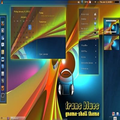 kdenlive themes gnome trans blues gnome shell cinnamon theme www opendesktop org