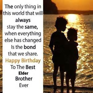 Elder Quotes For Birthday 85 Images Birthday Wishes For Elder Brother Birthday