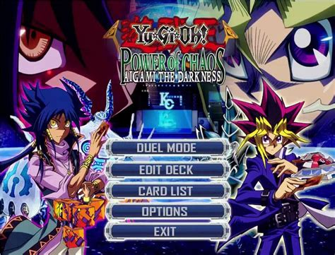 download mod game yugioh apk yugioh power of chaos aigami mod 2016 pc game download