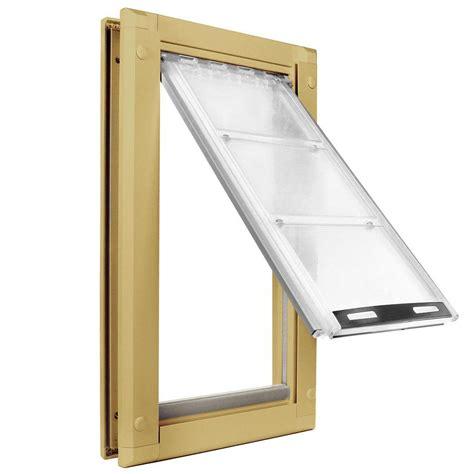 Endura Doors by Endura Flap 6 In X 11 In Small Single Flap For Doors