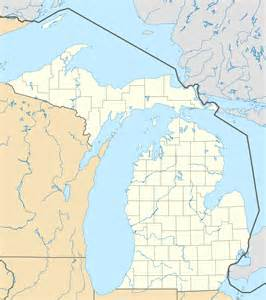 Map Michigan by Original File Svg File Nominally 1 066 215 1 200 Pixels