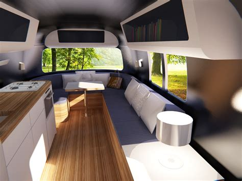 caravan design caravan interieur funtear modern ontwerp loversiq