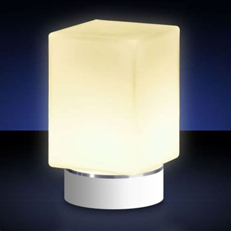 Outdoor Light Cube Moonlight Prismatek Cube Patio Table Top Lights Outdoor Homeinfatuation