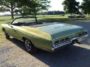 classic 1971 chevrolet impala 2 door convertible for sale