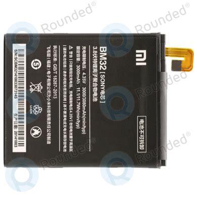 Xiaomi Mi 4 Bm 32 Battery Batere Batre Original Oem Bergaransi xiaomi mi4 bm32 battery 3080mah