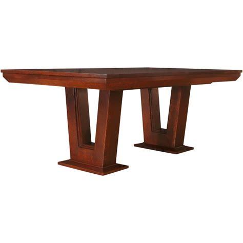 table in highland highlands pedestal dining table