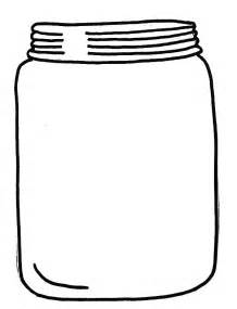 jar coloring page free coloring pages of empty jar