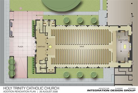 catholic church floor plan designs townhall ii inside the new church holy trinity catholic