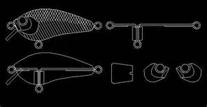 Fishing Lure Templates Pdf by Fishing Lure Is Back