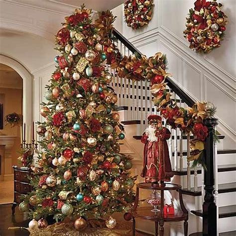 frontgate christmas trees decorated pictures reference