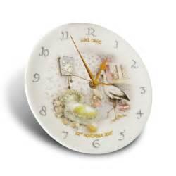 personalised baby birth clock gettingpersonal co uk