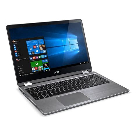 acer 2 in 1 touchscreen convertible 15 6 quot hd ips intel i5 laptop usanotebook