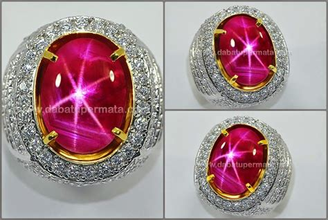 6 6 Ct Ruby Mirah Delima Memo exclusive metallic sharp burmese ruby rbs 274