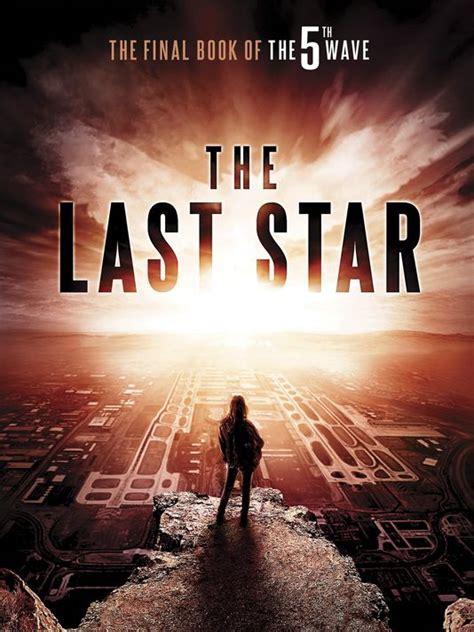 la ultima estrella portada revelada de the last star de rick yancey blog divergente noticias y rese 241 as literarias