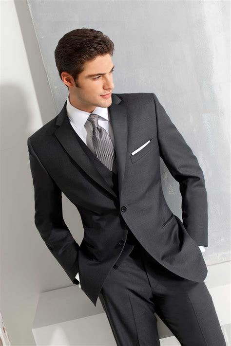 Gray Two Pcs Two Pcs Dress 20777 by Best 25 Charcoal Suit Ideas On Mens Charcoal