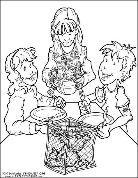 Manualidades – Pastafarismo y Religión Pastafari