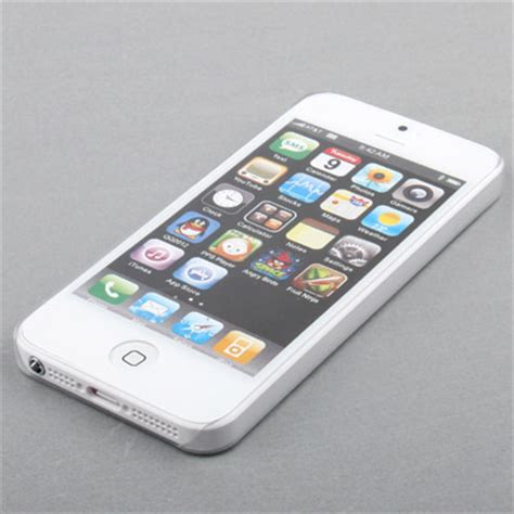Ultra Thin Polycarbonate Materials For Iphone 55 ultra thin polycarbonate materials protection shell for