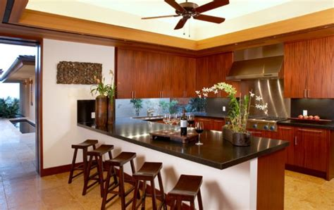 tropical kitchen 22 lovely tropical kitchen design ideas for fresh ambience
