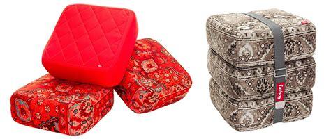 cuscini pouf pouf la seduta si sposta ovunque cose di casa