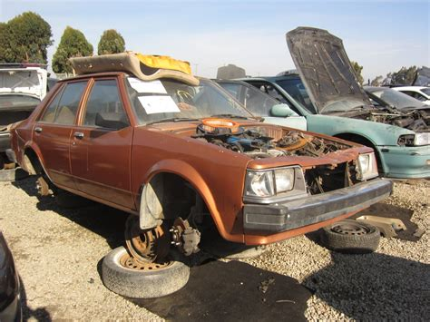 junkyard find 1983 mazda glc sedan the about cars