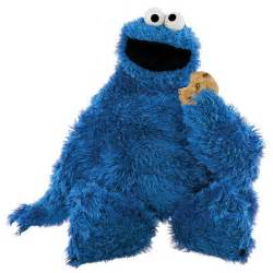 Home room mates licensed designs sesame street cookie monster giant