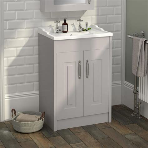 traditional bathroom basin york traditional grey bathroom basin unit victorian