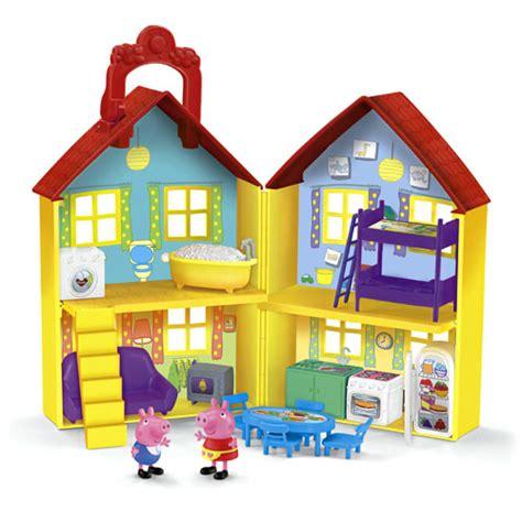 peppa pig play house peppa pig peek n surprise playhouse