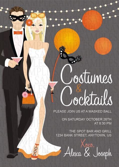 birthday themed halloween costumes masked halloween costume adult birthday party invitation
