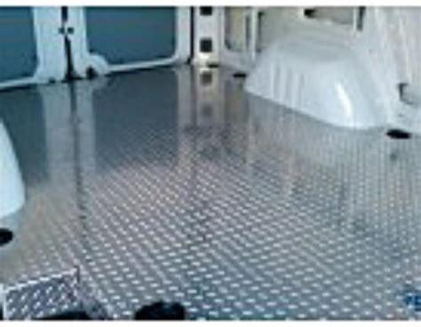 cargo floors sprinter cargo area aluminum treadbrite flooring