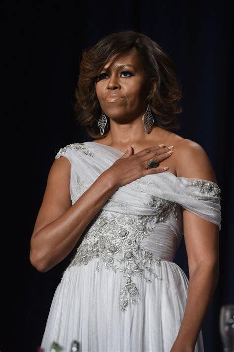 michelle obama white house correspondents dinner michelle obama white house correspondents dinner dresses popsugar fashion photo 18