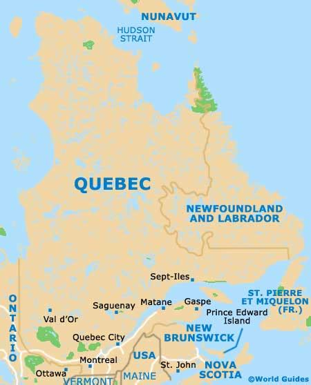 montreal on canada map montreal maps and orientation montreal qc canada