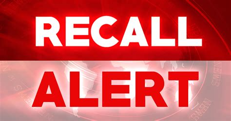 treats recall popular brand manufacturers issue major car seat recall