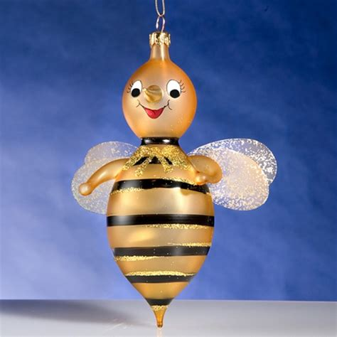 de carlini baby bee christmas ornament the cottage shop