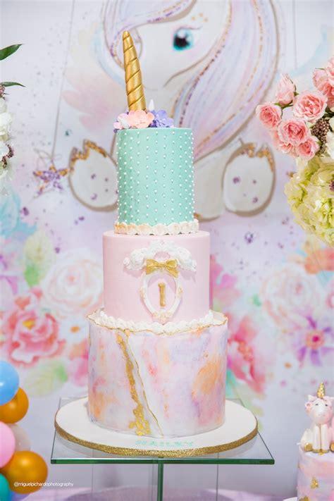 como decorar fiesta de unicornio como decorar fiesta unicornio primer ano de nina 4
