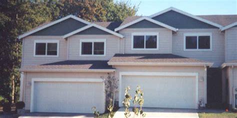 triplex home plans triplex house plans multi family homes row house plans